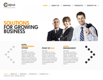 capus  /   corporate website