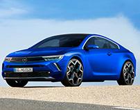 Opel GTX 2022