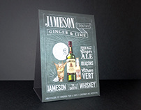 Jameson - Ginger & Lime