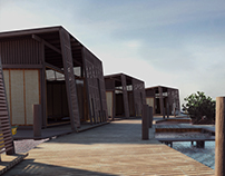 BAJAU FLOATING HOUSE