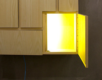 Color cabinet