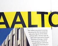 Alvar Aalto, Architecture & Furniture