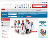 usmedjobportal  / job portal