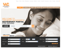 vvc - matrimonial website