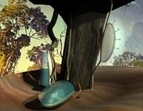 """Avatar""-Home habitat concept"