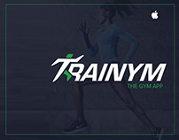 Trainym - Gym & Fitness App