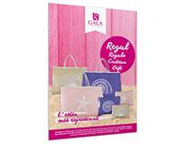 Campaña de Verano para la empresa de Gala perfumeries