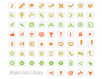 Alpari Icon Library