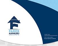 ''FARES ALKHALEEJ'' Brand identity