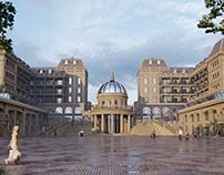 Tarihi Bina Görselleştirme