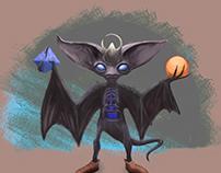 Magician Bat