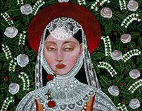 A menina do chapelinho vermelho