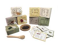 The Book of Seed 種子包裝設計