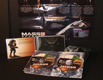 Mass Effect 3 Launch Kit
