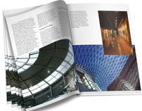 Arkitekt Magazine Spread