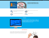 DTK Smart Tech Web Site design