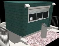 3D models: Buildings of Lake Eola