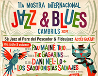 Jazz & Blues, Cambrills