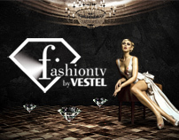 "Vestel ""Fashion TV"" Microsite"