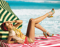 NORTHLAND _ Spring Summer Flash 2012