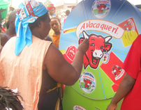The Laughing Cow Campaign - Merchandising
