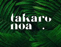 takaro noa | Branding