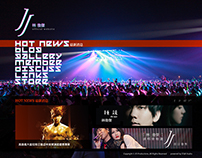 JJ Lin。Official Website 2010~2012