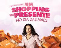 Campanha Dia das Mães do Shopping Total