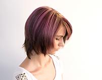 Hair Photo for Nyíri Szilvia /hairdressing identity/