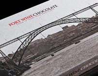 Port Wine Chocolate. Arcádia&Calém Port Wine