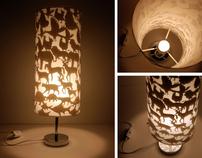 Animals Lamp