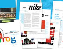 """Book Design for """"How To Design Logos, Symbols"""
