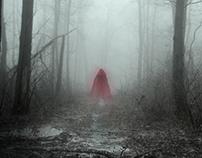 Red Riding Hood - Photo Manipulation