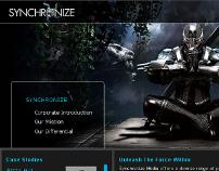 Synchronize - Website