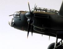 Avro Lancaster BII, 617Sqn Dambuster