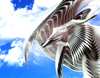 """Divine Platinum Prince"" Artwork"
