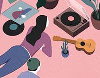 Love Songs (Weekend Magazine)