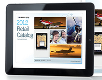iPad Catalog App and Print Product Catalog Design