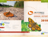 Irish Butterfly Monitoring Scheme ANNUAL REPORT 2010