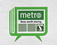 Metro News - Sharability