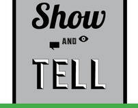 """""""Show and Tell""""—Wired magazine (student work)"""