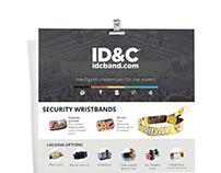 ID&C Sheets