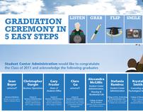 Congratulation Graduates! Banner