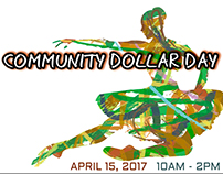 Community Dollar Day at The Ritz Theatre & Museum