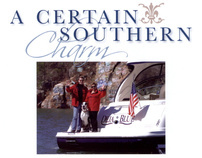 """A Certain Southern Charm"" for Sea Ray Living"