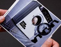 MADSOULCHILD Identity + Showcase + Album Jacket Design