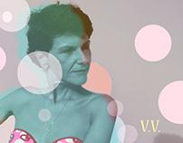Woman Portrait Color Research