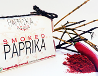 'Paprika Spice Emporium' || Branding/Packaging Design