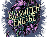 Killswitch Engage 2018 Tour Merch