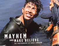 Mayhem & Make-Believe book proposal